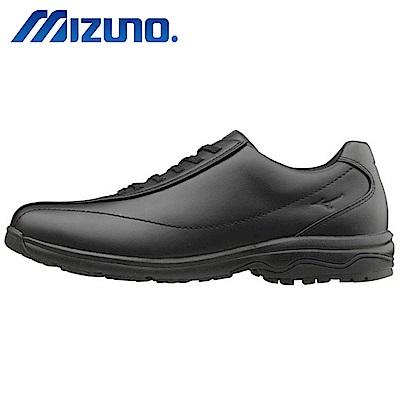 Mizuno WAVE LD40 IV 4E 寬楦男健走鞋B1GC161809