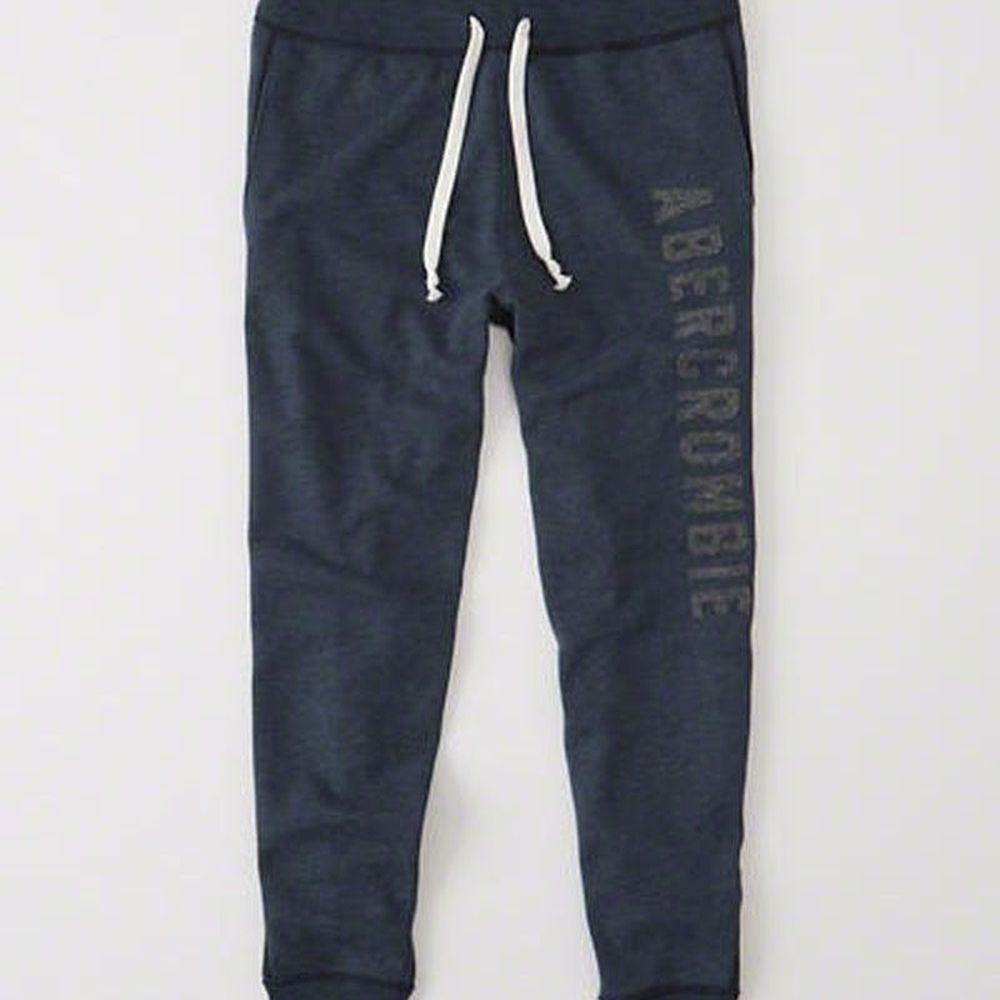 AF a&f Abercrombie & Fitch 長褲 藍色 0166