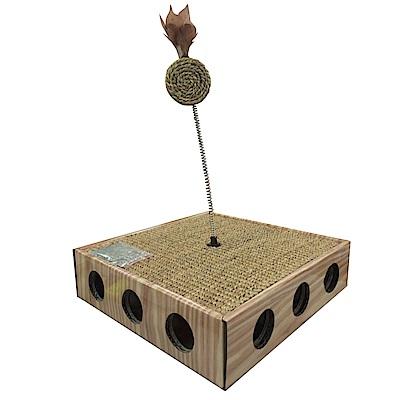 MDOBI摩多比-貓丸家 耐抓貓咪玩具盒-逗貓棒棒糖