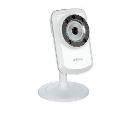 D-Link-DCS-933L夜視無線網路攝影機