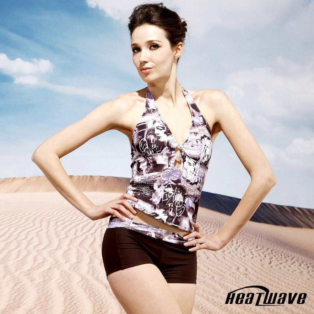 【Heatwave】時尚美姿 萊克二件式泳裝