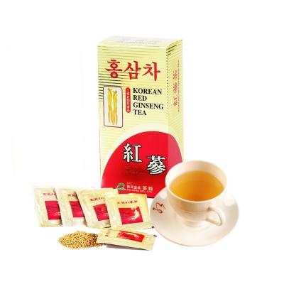 金蔘 6年根韓國高麗紅蔘茶(30包x2盒)