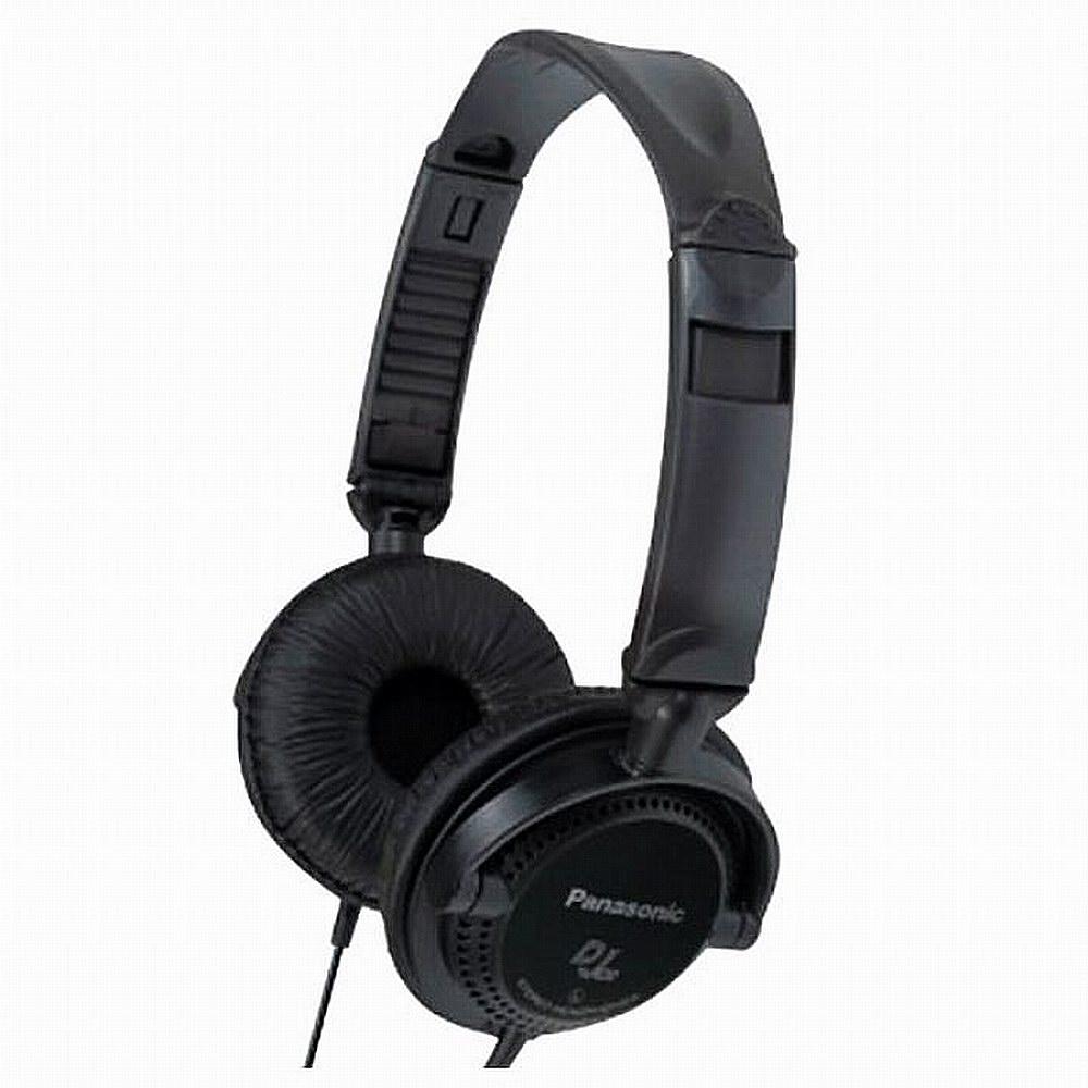 Panasonic可摺疊DJ型頭戴式耳機RP-DJ120