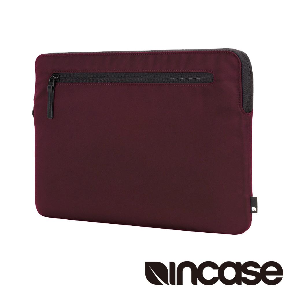 INCASE Compact Sleeve 13吋 飛行尼龍筆電內袋 (酒紅)