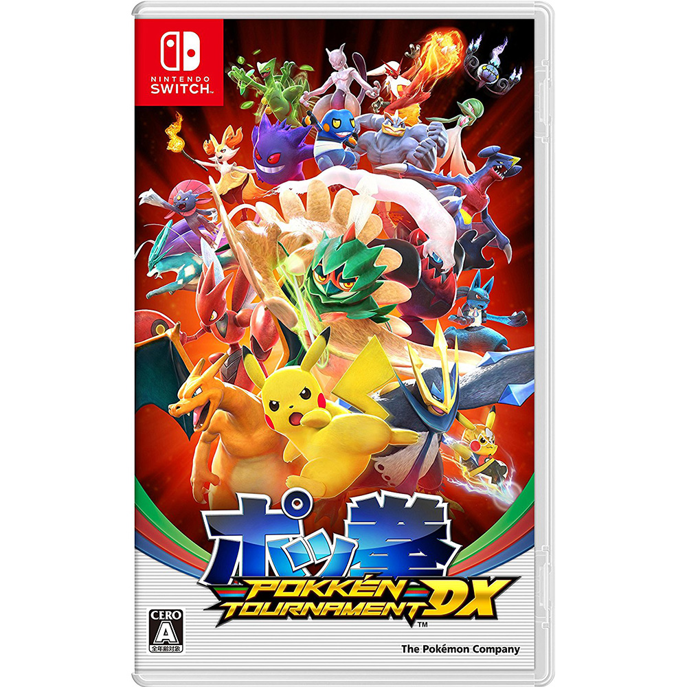 寶可拳DX - Nintendo Switch 日文版