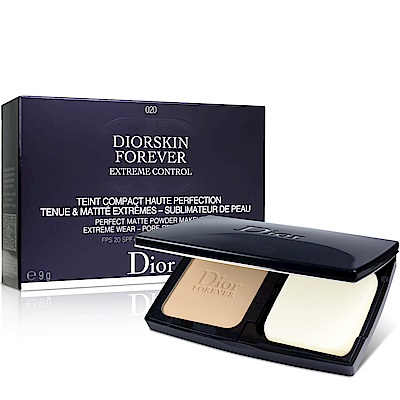 Dior迪奧 超完美絲柔粉餅#020-自然膚(9g)