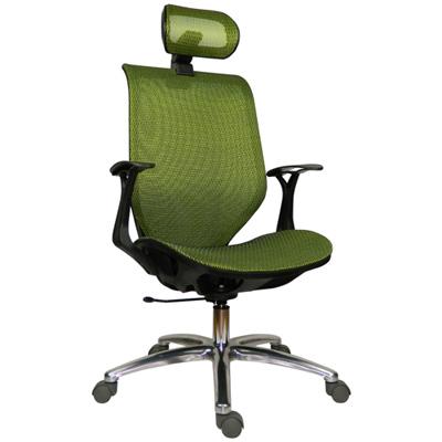 時尚屋 高背全網布護腰透氣高背椅(4色)
