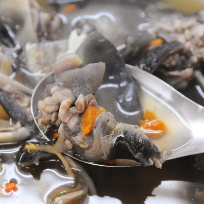 那魯灣 鮮凍生鮮甲魚(鱉)3包(500g/包)