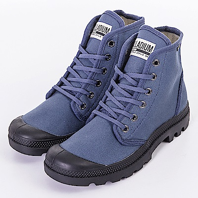 PALLADIUM PAMPA HI ORIGINALE 男女休閒鞋 75349408 藍