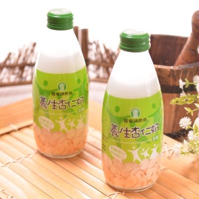 羅東農會 羅董養生杏仁奶 24瓶 (245ml/瓶)