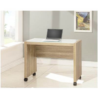 美傢全新3D木紋活動電腦書桌-DIY自行組合產品 寬88.4*深40*高68公分