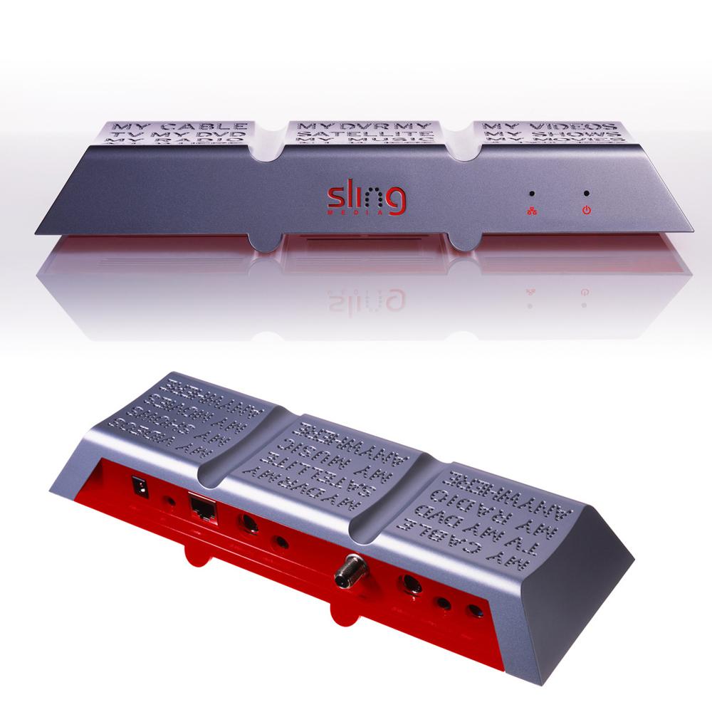 Slingbox網路電視盒(貿易商平行輸入)