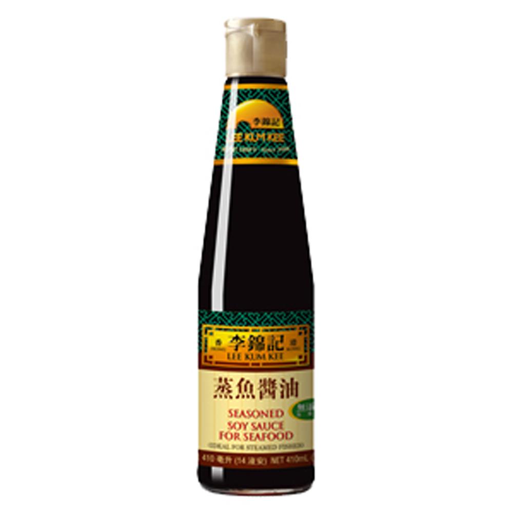 李錦記 蒸魚醬油(410g)