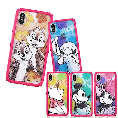 迪士尼│宙斯鎧甲 iPhone X  阿波羅_花漾素描系列