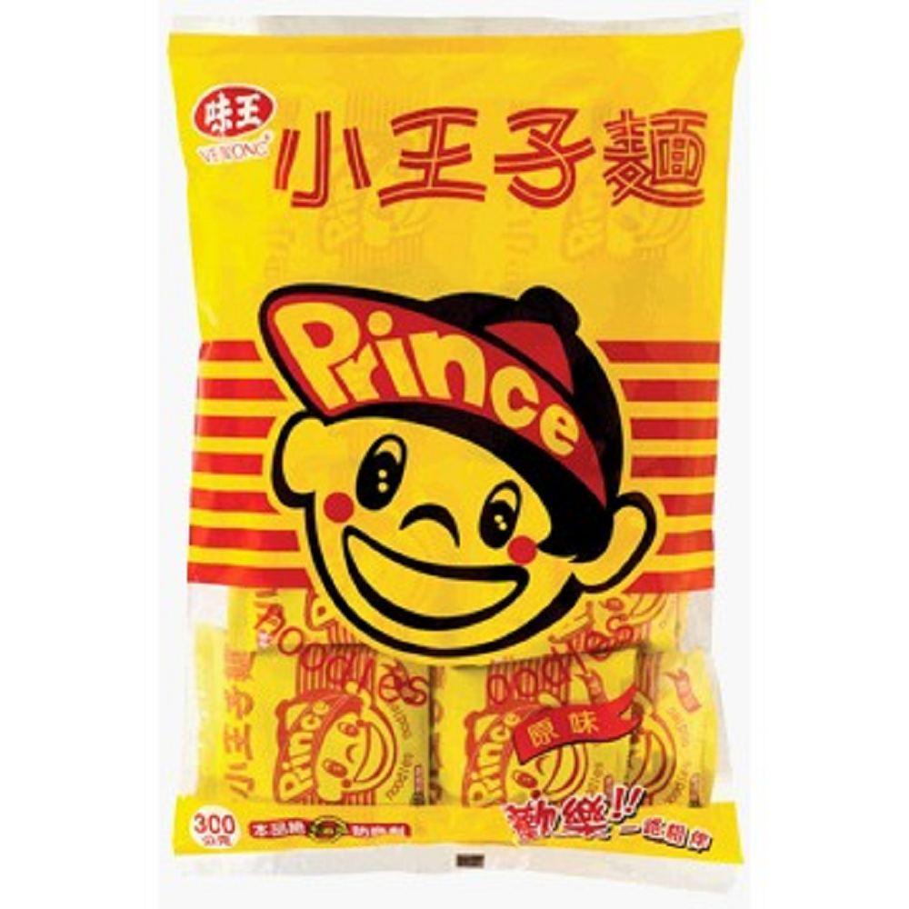 味王 小王子麵-原味(300g)