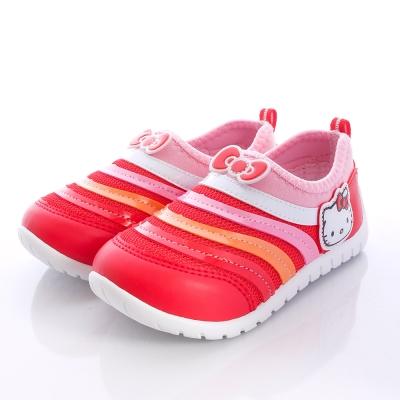 HelloKitty童鞋-方便輕量運動款-715904紅-中小童段