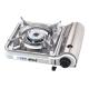 妙管家雙焰不鏽鋼輕巧瓦斯爐 M566 product thumbnail 1