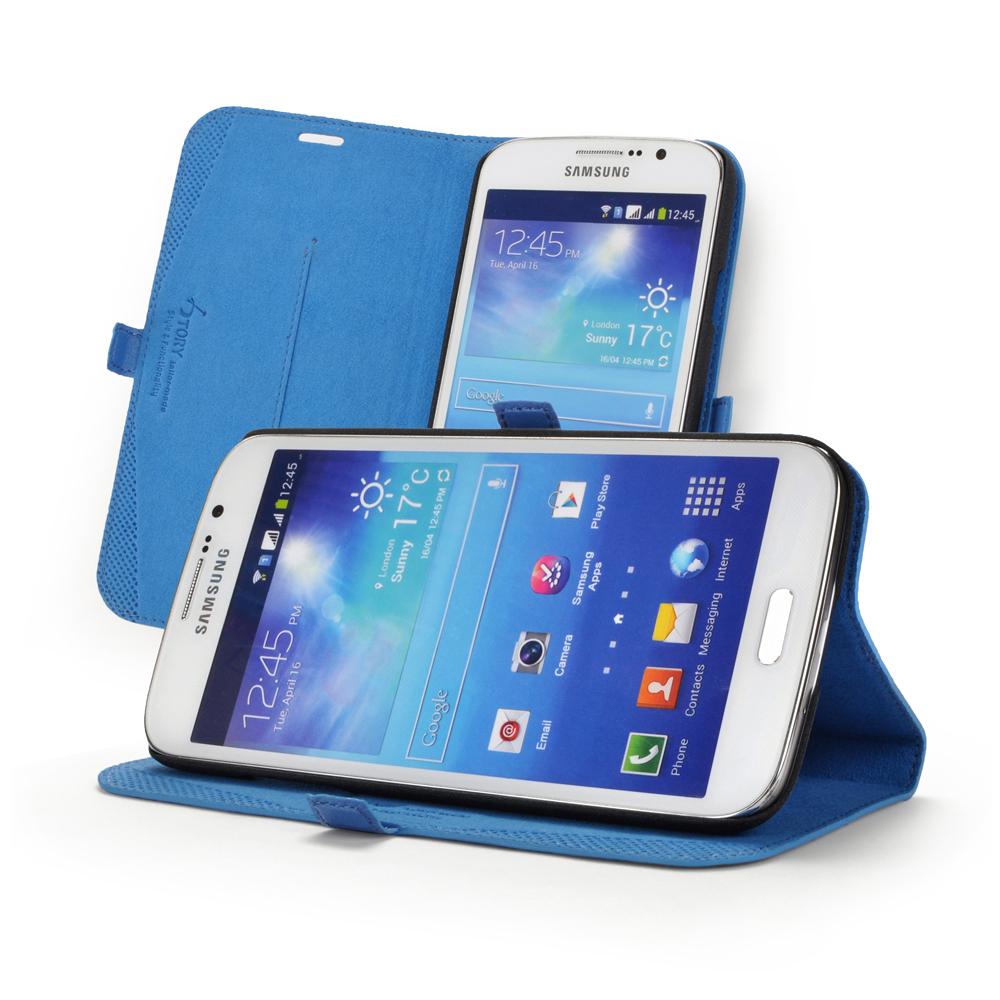 皮套王精品手工 Samsung GALAXY MEGA 5.8 純牛皮折疊式 客製化皮套