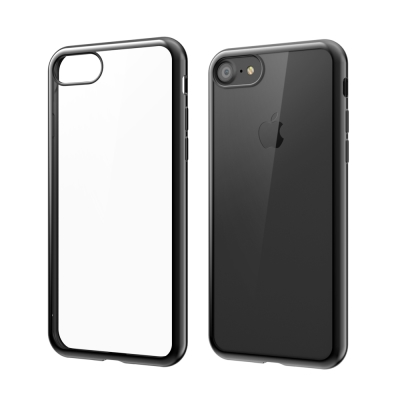SwitchEasy Flash iPhone 7 金屬質感邊框軟質保護套