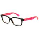 FENDI 時尚光學眼鏡 (琥珀色)FF0035