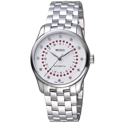 MIDO美度Belluna雋永系列日期窗腕錶(M0242071103600)-33mm