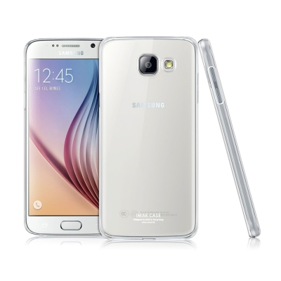 Imak SAMSUNG Galaxy A7(2016) 羽翼II水晶保護殼