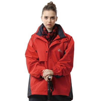 達新 T-CORE WF 防水透濕風雨衣-RL11紅(不含褲子)