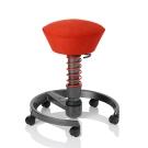 德國aeris-3D動感椅Swopper-熱情紅