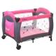 EMC 嬰幼兒安全遊戲床(幸福紅) product thumbnail 1