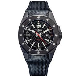 DAVOSA NEW Titanium 極限競技純鈦套裝組-碳纖維錶面/PVD黑47mm