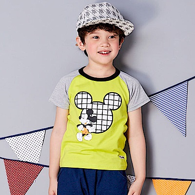 Disney 米奇系列快閃T恤 (2色可選)