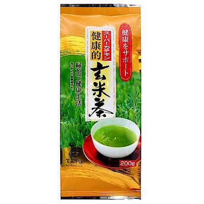 袋布向 玄米茶(200g)