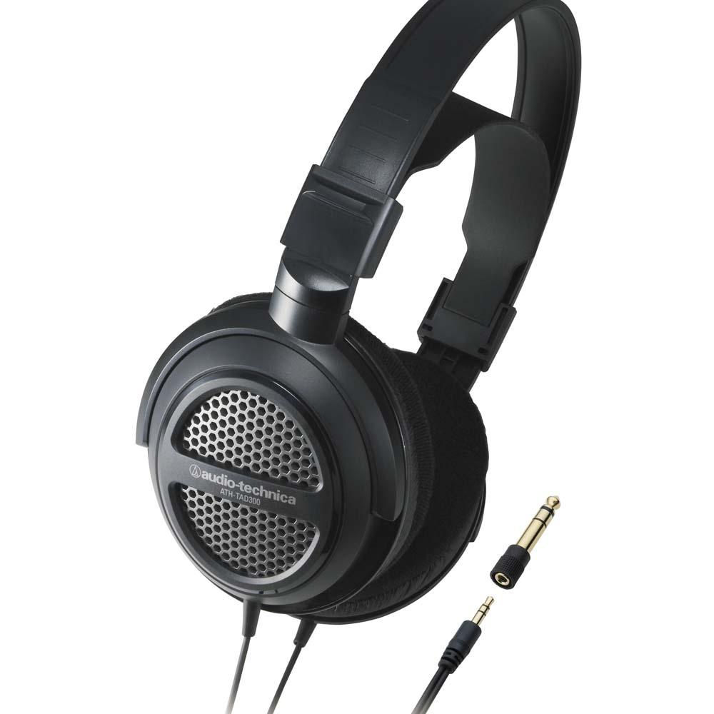 鐵三角 ATH-TAD300  開放式耳罩耳機