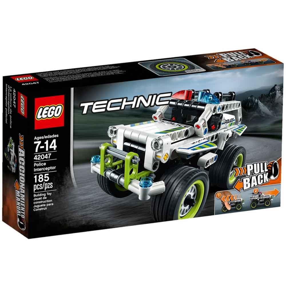 LEGO 樂高玩具 科技系列 警用攔截機 42047