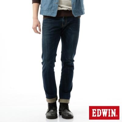 EDWIN-503ZERO-TAPERED伸縮AB褲-男-中古藍