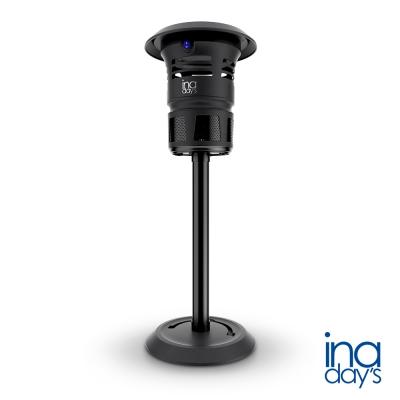 inadays-光觸媒捕蚊器-GR-211-黑