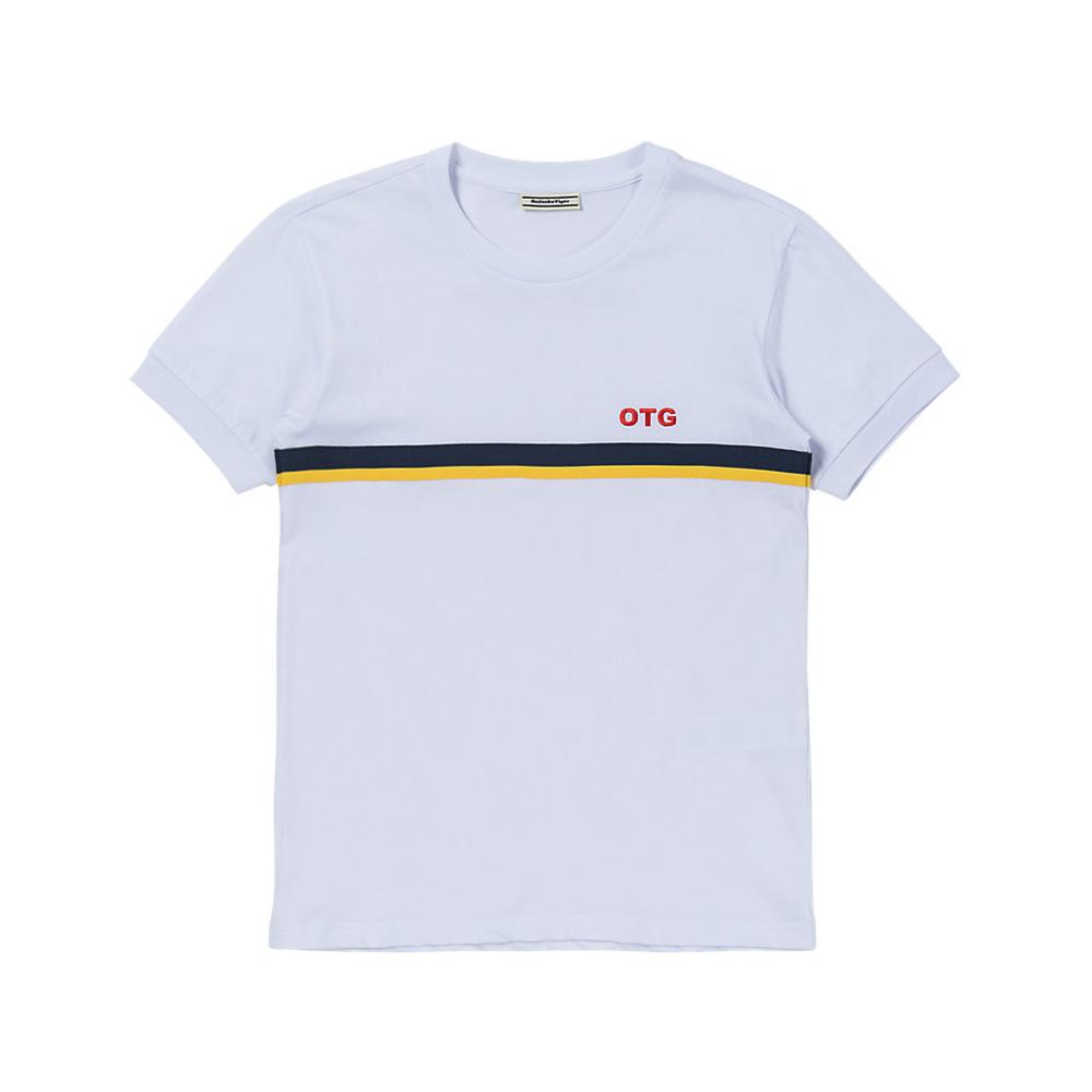 Onitsuka Tiger OTG基本款T恤OKT140-0150 @ Y!購物