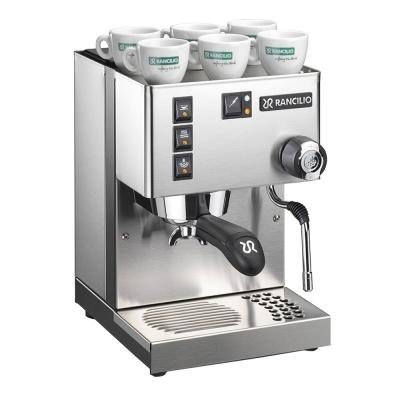 RANCILIO-Silvia-半自動咖啡機-HG