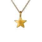 Dogeared 立體星星 Rising Star 金色項鍊 前途燦爛美好 附原廠盒