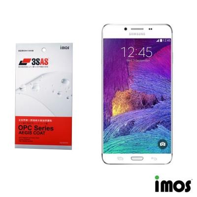 iMos Samsung GALAXY S6 超抗潑水疏油效果保護貼