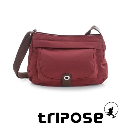tripose 微旅系列淑女側肩包 紅