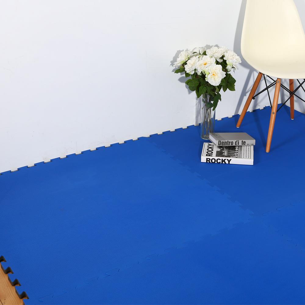 E&J EVA 運動巧拼地墊 8入 (單片長100*寬100*高2 cm)二色可選