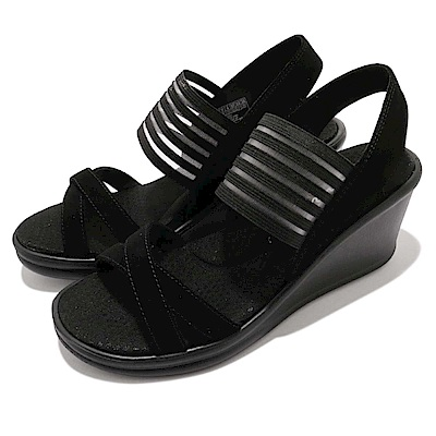 Skechers 涼鞋 Rumblers 高跟 女鞋