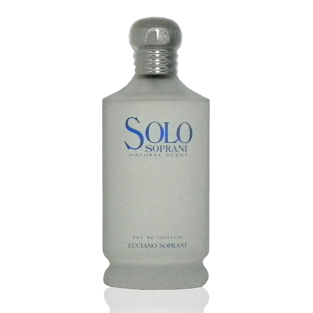 Luciano Soprani Solo Soprani 極致淡香水 100ml