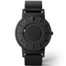 EONE 美國設計品牌 Bradley 觸感腕錶-神秘黑/40mm