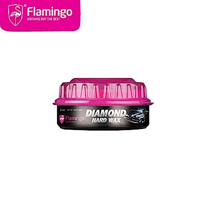 Flamingo 超亮澤鑽石硬殼蠟180g