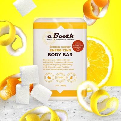 Freeman檸檬橘皮亮白保濕皂(重量版)198g新品 ★市價680