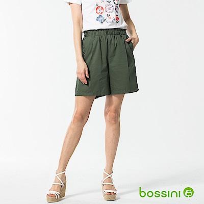 bossini女裝-時尚褲裙01橄欖灰