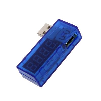 簡易型USB電流電壓電量測試儀