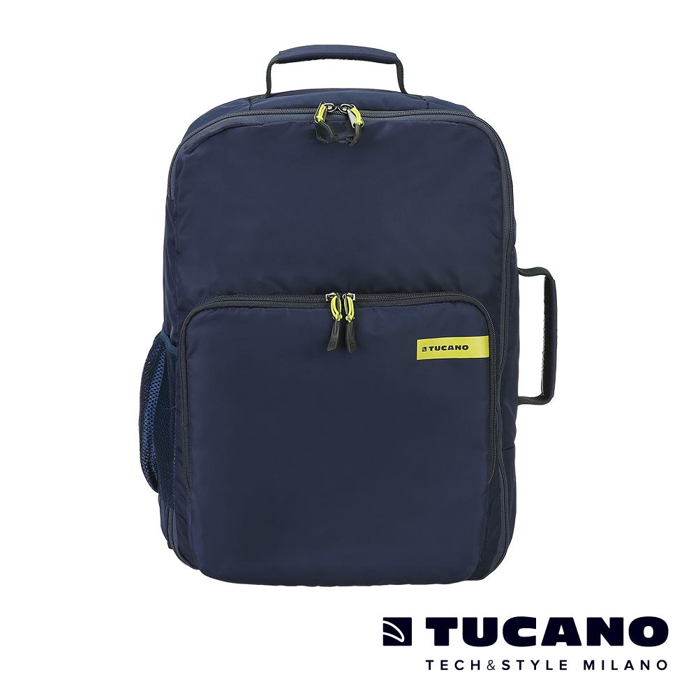 TUCANO MISTER 28.5L超大容量旅行運動後背包-深藍